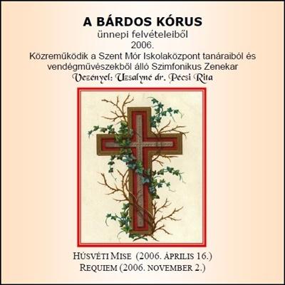 2006-CD-Bárdos - 2006-Előlap