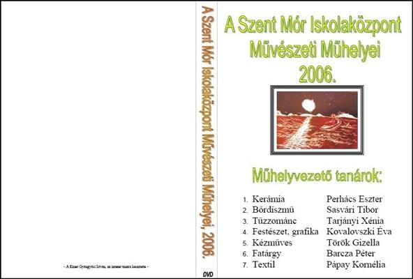2006. DVD-MűvMűhely2006
