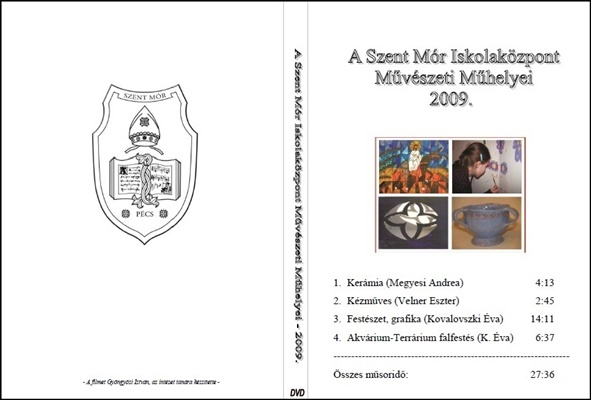 2009. DVD-MűvMűh.2009.