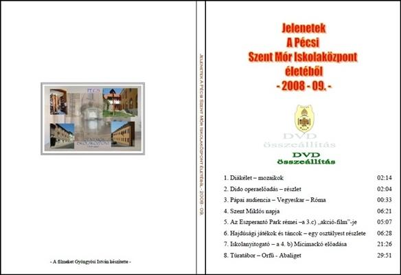 2009. DVD-SztMór-Jelenetek 2008-09