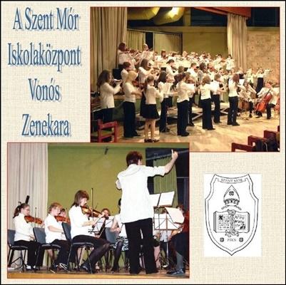 2014-CD-SztMór Vonós Zenekara