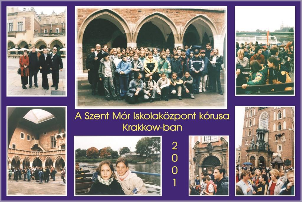 2001_Krakkow-Képeslap