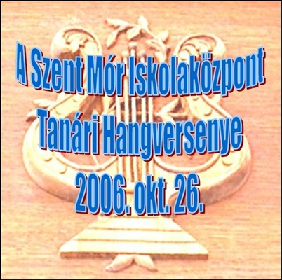 2006. CD-SztMór-Tanári-2006.