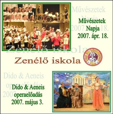2007. CD-Zenélő Iskola 2007.