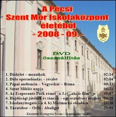 2009. DVD-Szent Mór Összeállítás-2008-09.