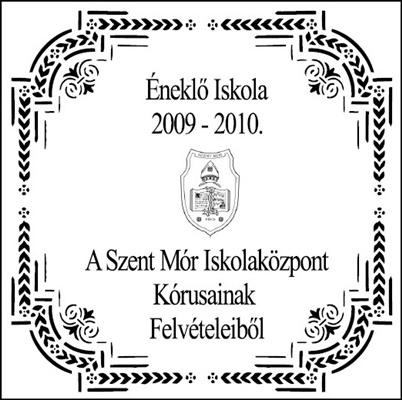 2010. Kórus-CD-külső