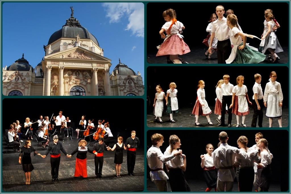 2015. Művészetek Napja - tánc-montázs