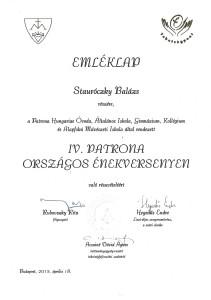 Patróna-Stauróczky