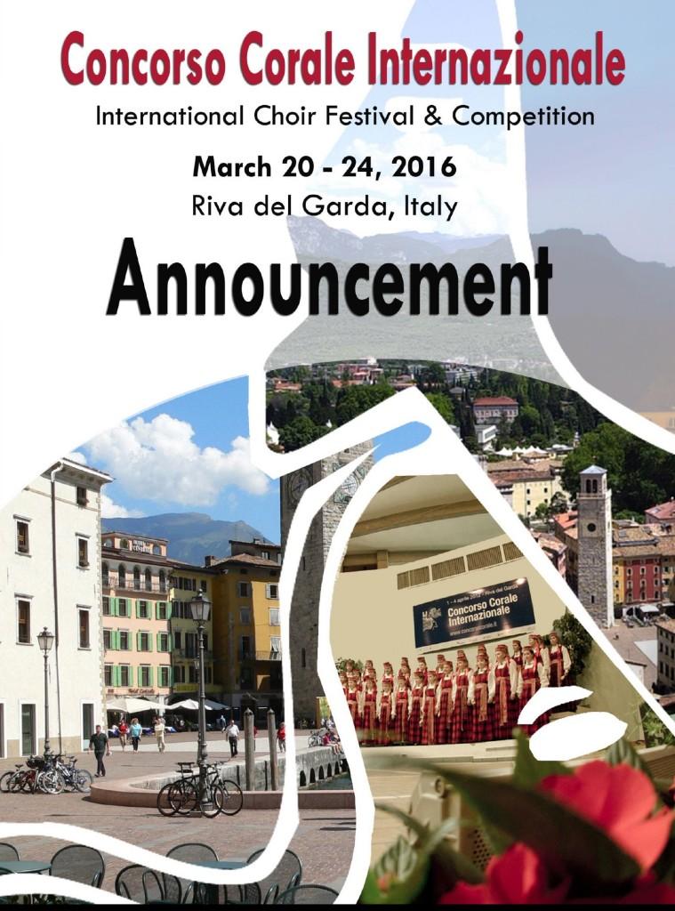 Riva del Garda-Verseny-előlap